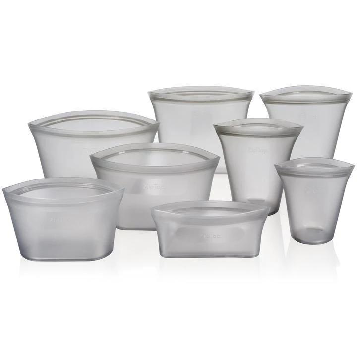 【Hot selling 2000pcs】 Zip Top Containers - Completely Plastic-Free