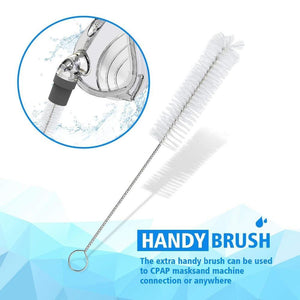 CPAP Mask & Hose Cleanning Brush kit