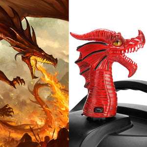 Fire-breathing Dragon Steam Release Accessory