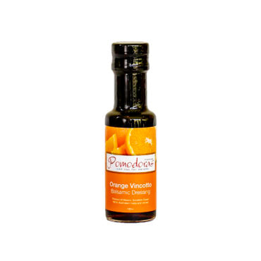 ORANGE VINCOTTO BALSAMIC DRESSING