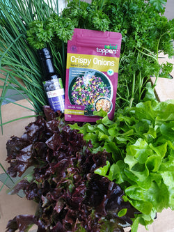 OUR NEWEST PRODUCT - 'SALAD IN SECONDS' BOX