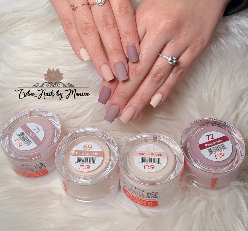 Trio 69 Bare with Me Dip/Acrylic Powder