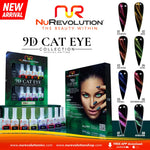 9D Cat Eye Collection