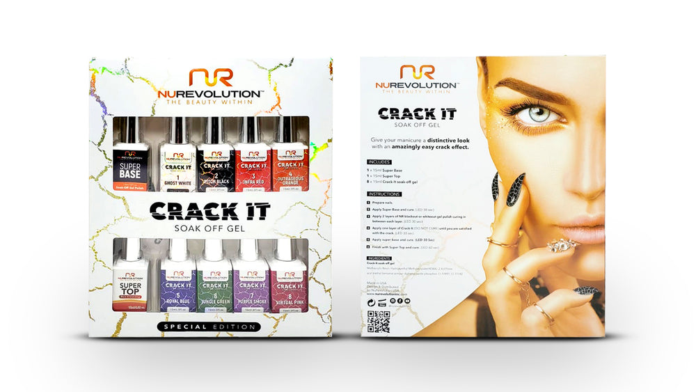 Crack It Collection