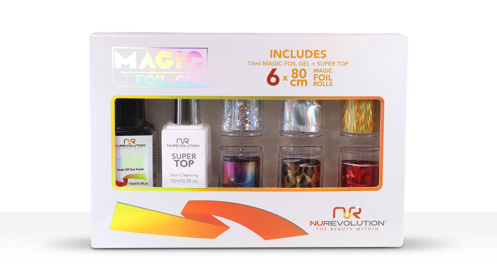 Magic Foil Set