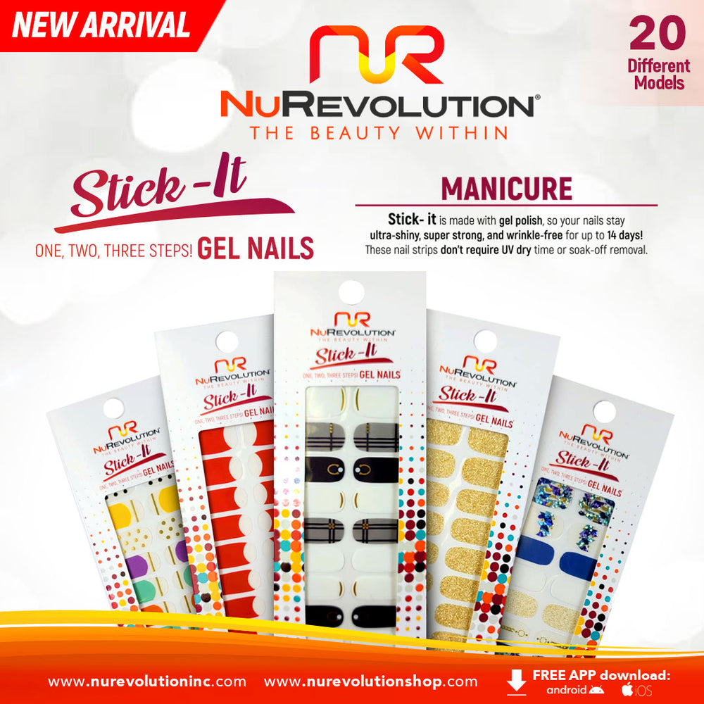 Stick-It: Manicure