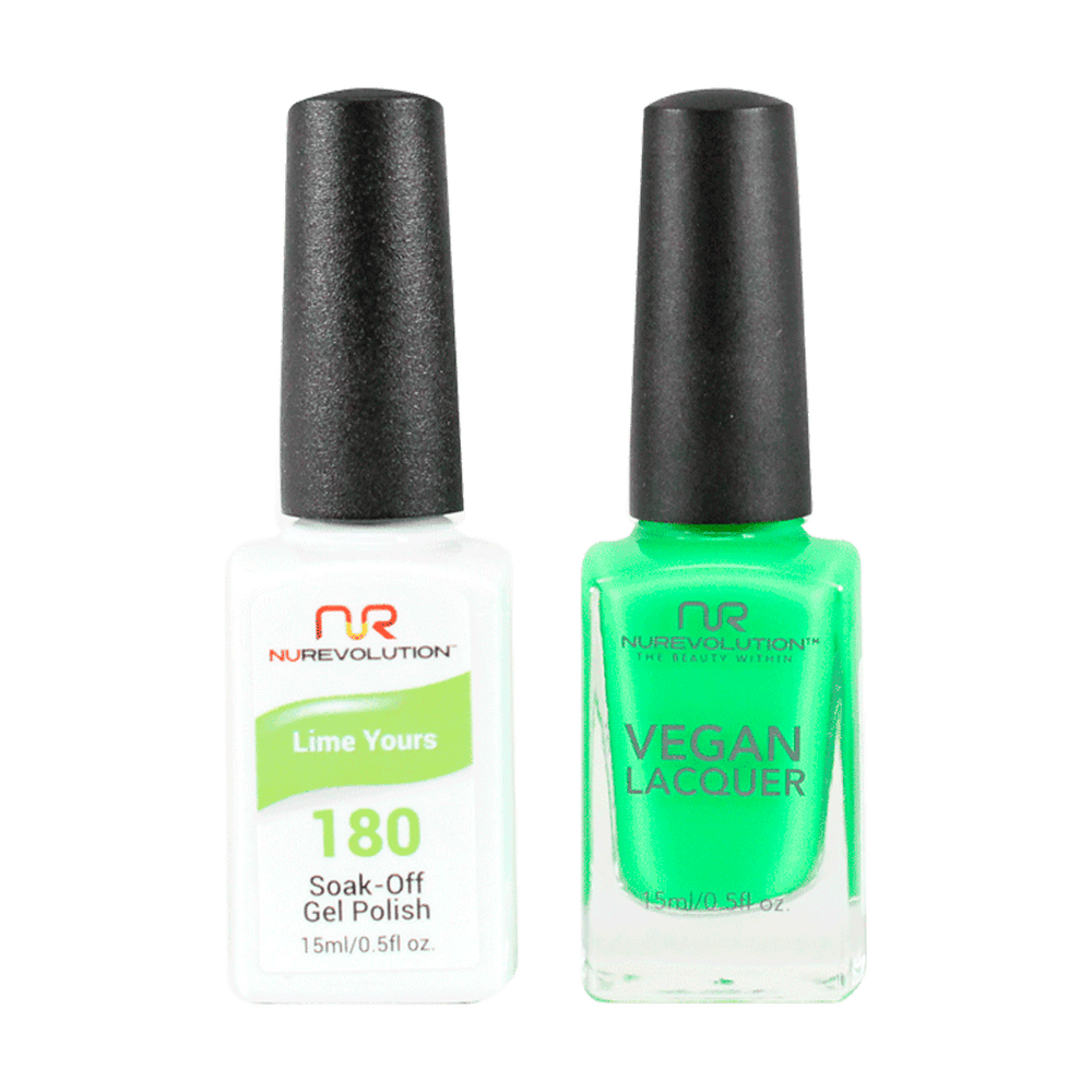 Trio 180 Lime Yours Gel & Lacquer