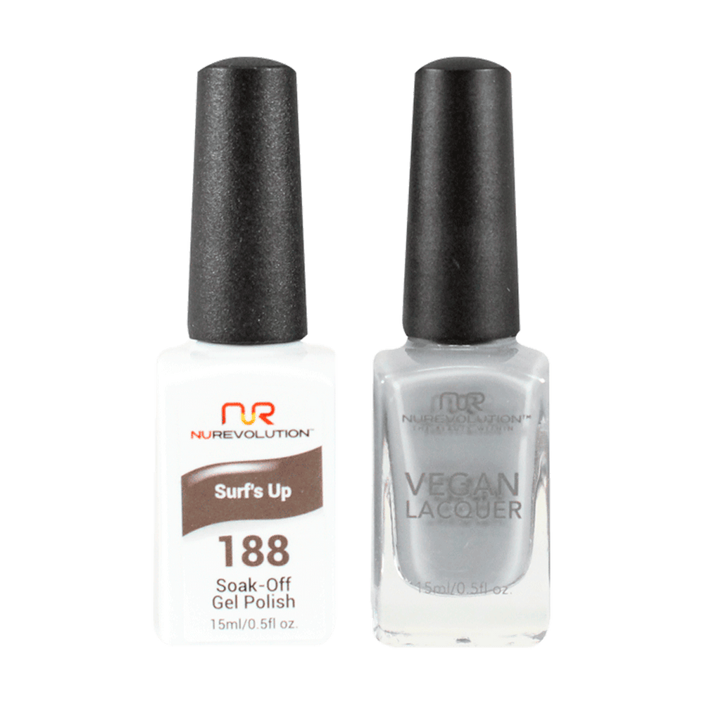 Trio 188 Surf's Up Gel & Lacquer
