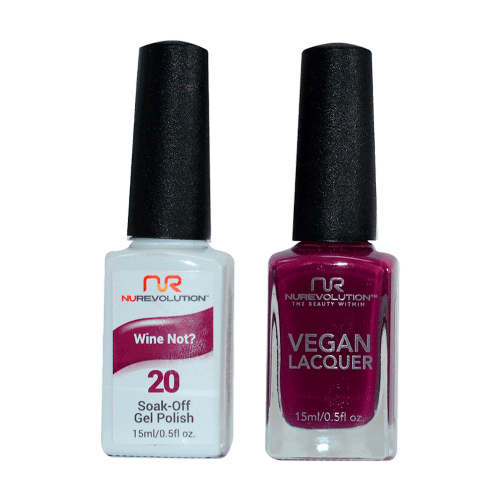Trio 20  Wine Not? Gel & Lacquer