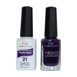 Trio 21 Purple Please Gel & Lacquer
