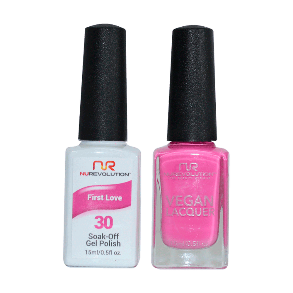 Trio 30 First Love Gel & Lacquer