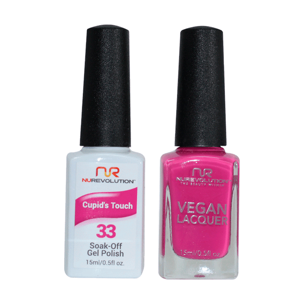Trio 33 Cupid's Touch Gel & Lacquer