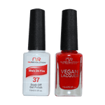 Trio 37 She's On Fire Gel & Lacquer