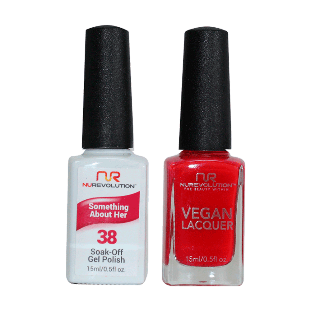 Trio 38 Something About Her Gel & Lacquer