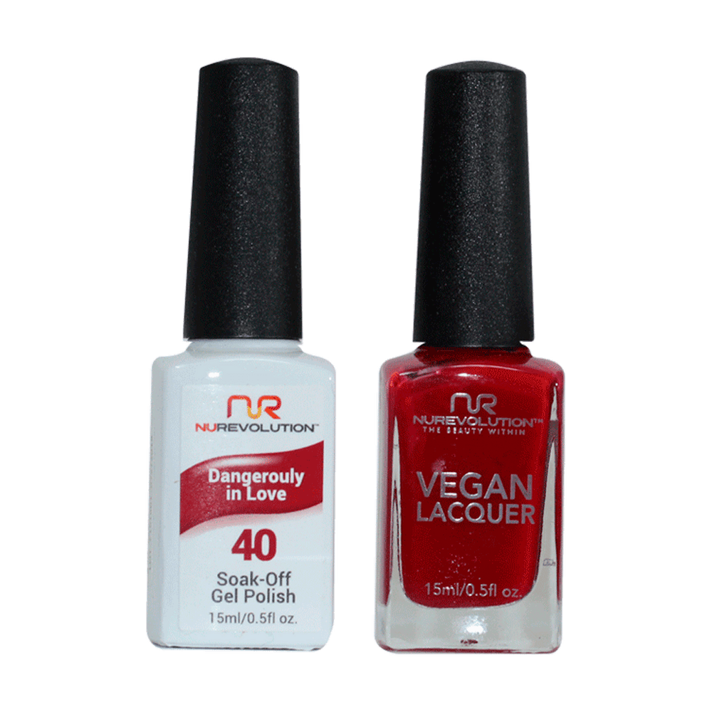Trio 40 Dangerously In Love Gel & Lacquer