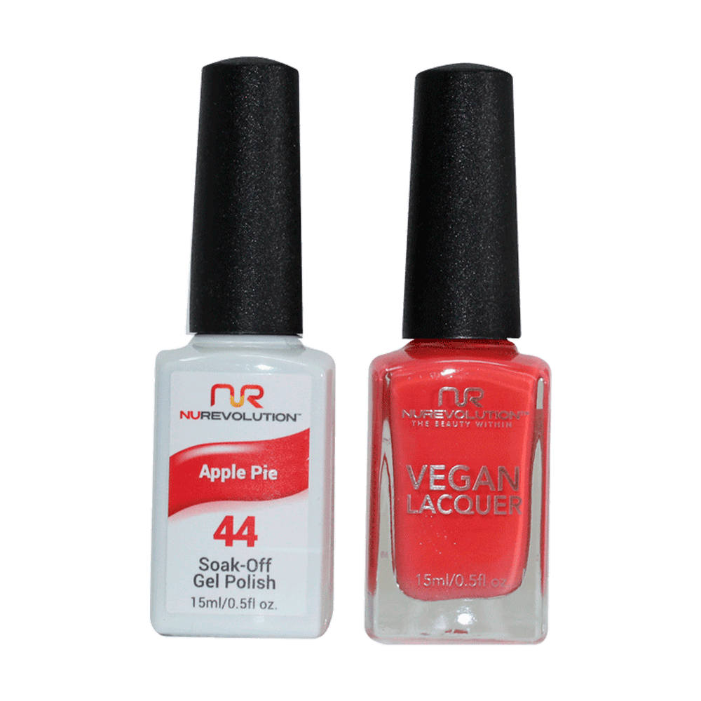 Trio 44 Apple Pie Gel & Lacquer