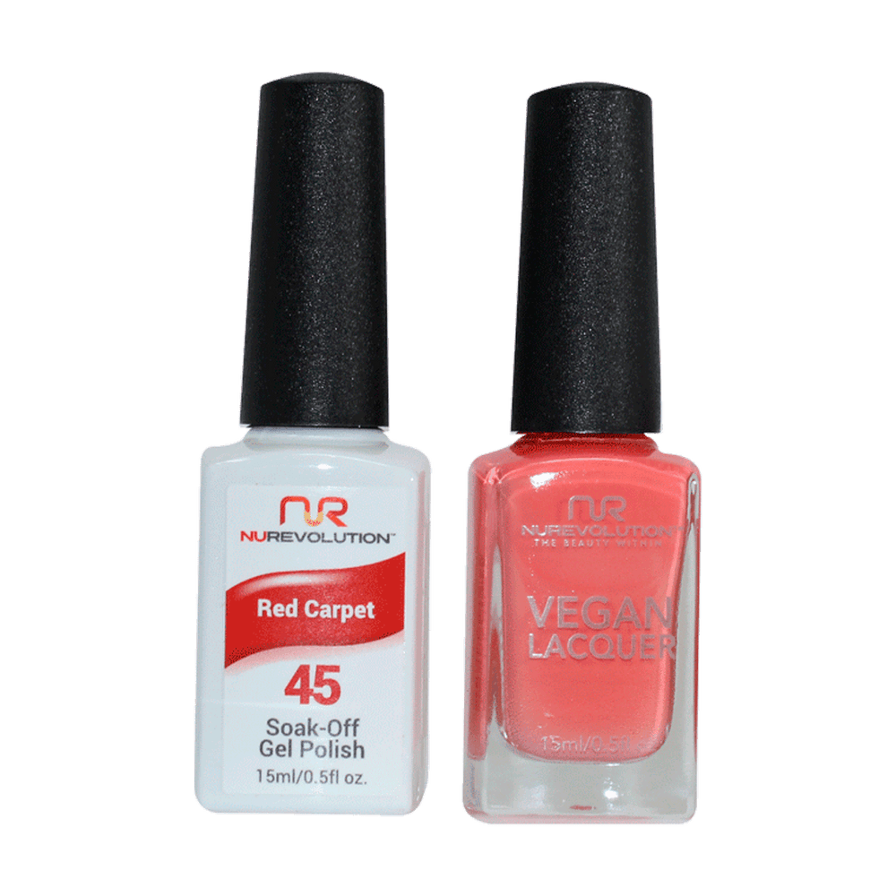 Trio 45 Red Carpet Gel & Lacquer