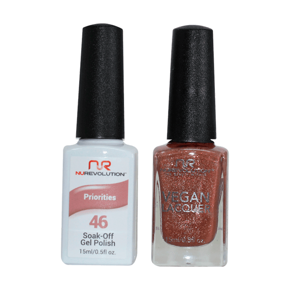 Trio 46 Priorities Gel & Lacquer