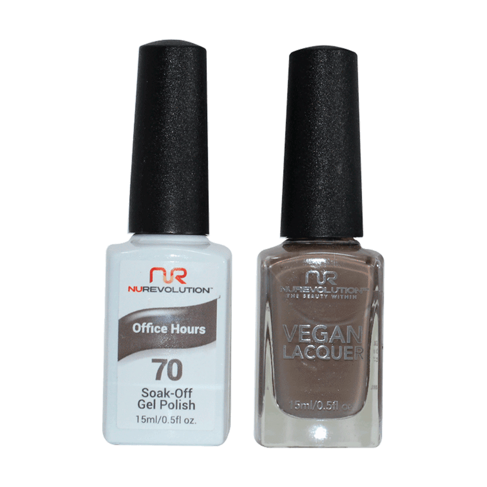 Trio 70 Office Hour Gel & Lacquer