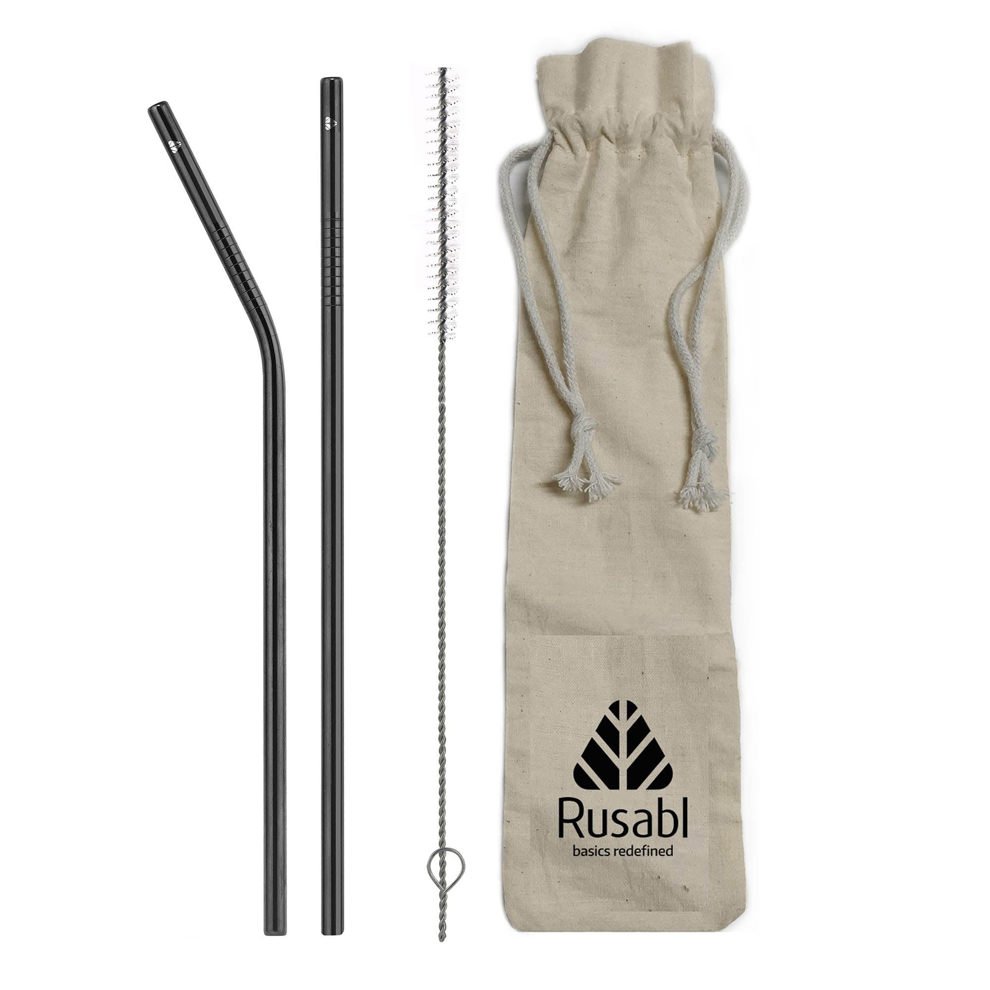 Stainless Steel Straw Combo Packs