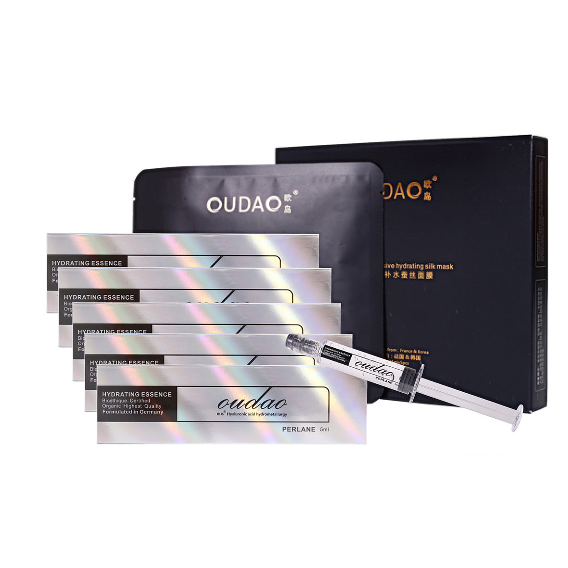 Oudao® Intensive Hydrating Home-care Treatment