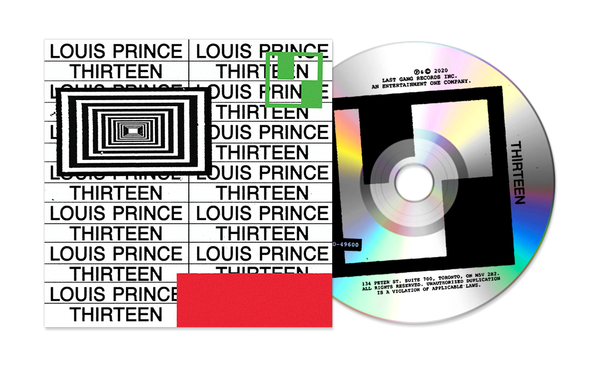 THIRTEEN CD + MP3