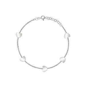 FIVE HEART BRACELET - limlim-official