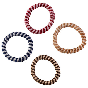 SWIRL BUNDLE OF ELASTICS