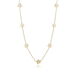 SEVEN STAR NECKLACE - limlim-official