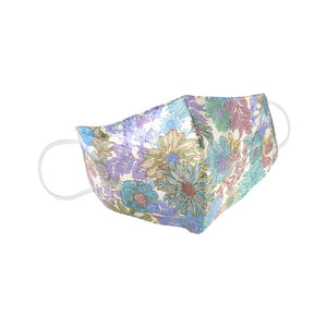Exotic flower cotton mask - limlim official