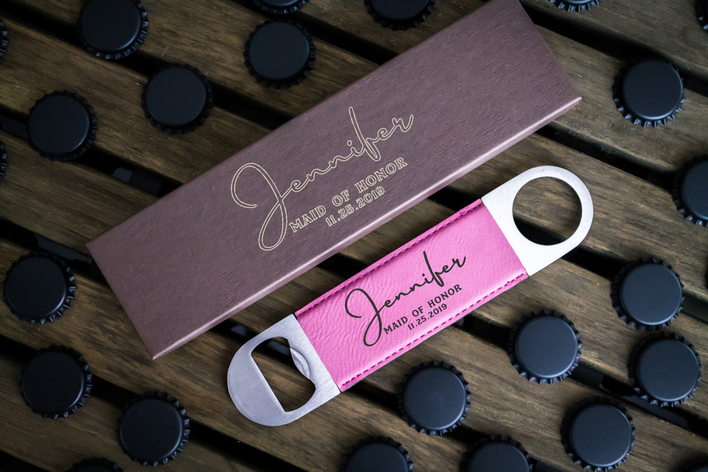 Bridesmaid Gift Bottle Opener