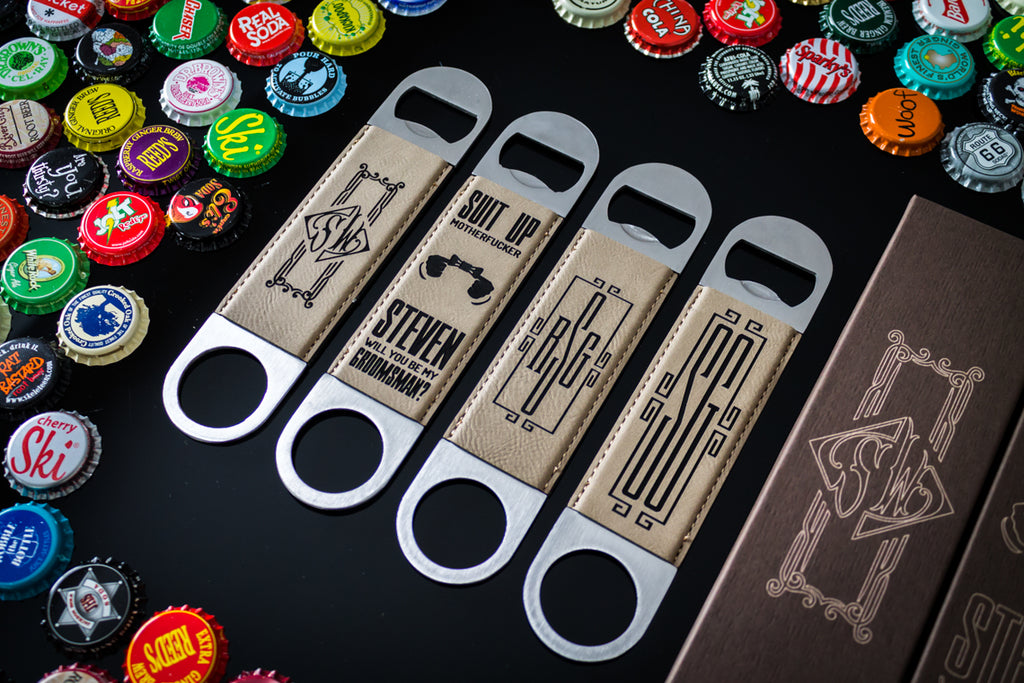 Personalized Beer Bottle Opener