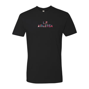 Tshirt - Black LP Global