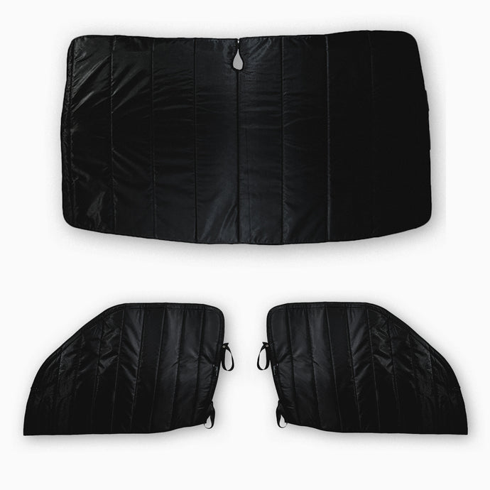 Front Set Window Covers