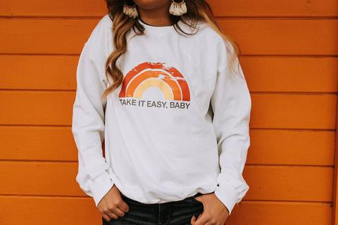 Lookbook: Take It Easy, Baby