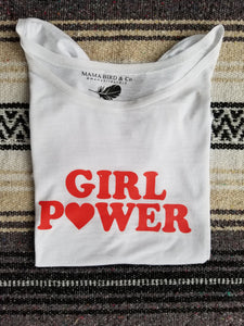GIRL POWER Tees- Several Options