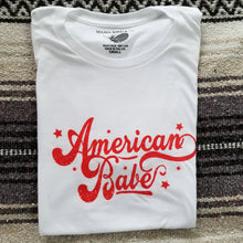 Load image into Gallery viewer, American Babe - Boyfriend Tee