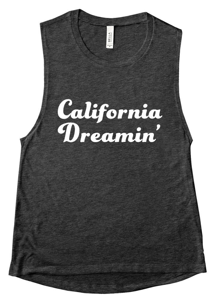 Load image into Gallery viewer, California Dreamin - Muscle Tank
