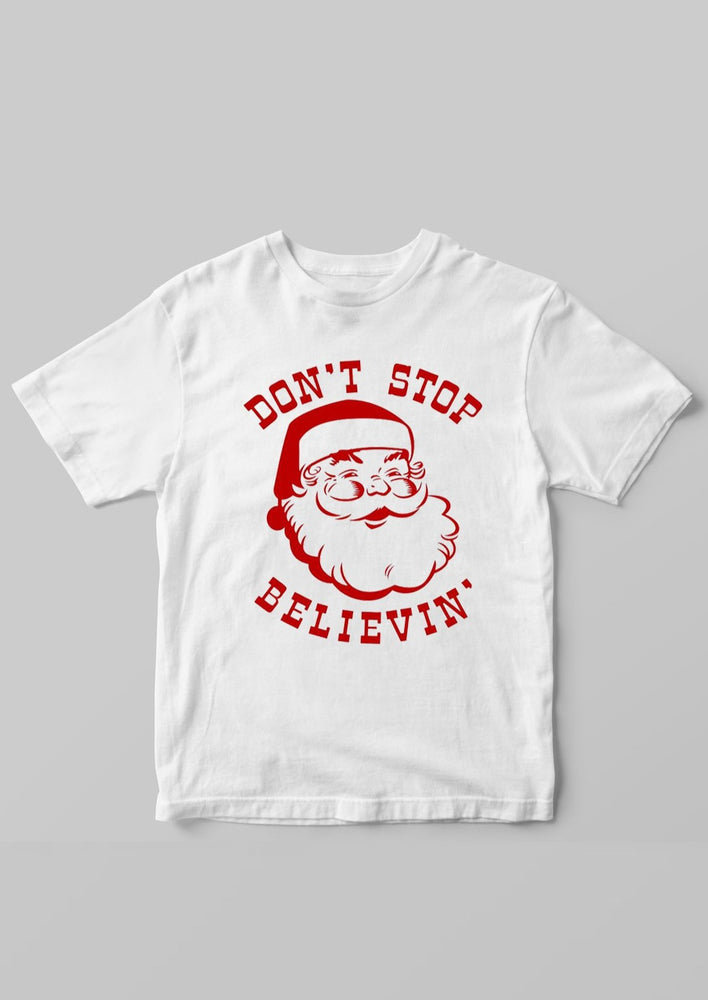 Don't Stop Believin' - Kid's + Toddler Tees