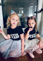 Witch Please - Kid's + Toddler Tees