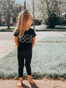 HOCUS POCUS Kid's + Toddler Tees