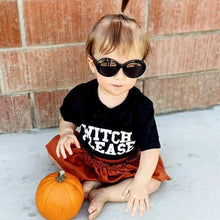 Load image into Gallery viewer, WITCH PLEASE, Kid's + Toddler Tees