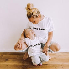 Load image into Gallery viewer, GIRL GANG, Kid's + Toddler Onesies and Tees