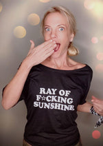 Ray of F★cking Sunshine - Off the Shoulder