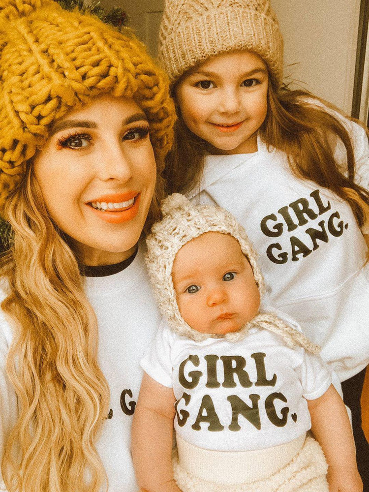 Girl Gang - Kid's + Toddler Onesies and Tees