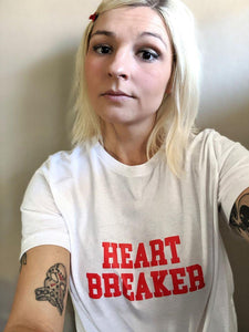 HEART BREAKER TEE - Several Styles