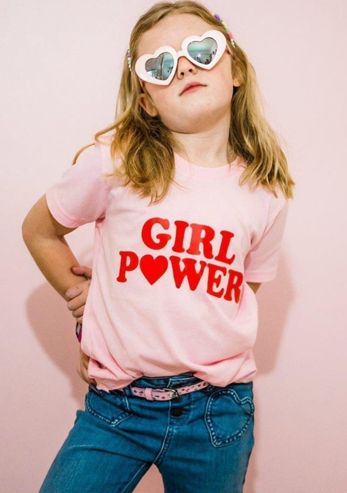 2 Piece Sets for Mommy & Me - Girl Power