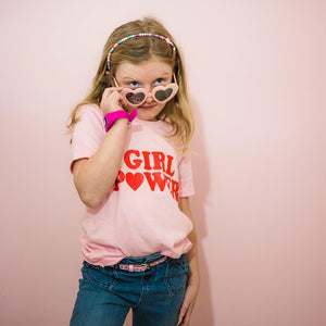 Load image into Gallery viewer, Girl Power - Kid's + Toddler Tees