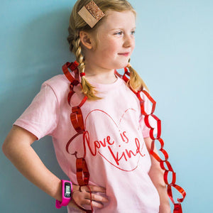 Love is Kind - Kid's + Toddler Tees