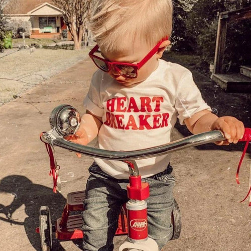HEART BREAKER, Kid's + Toddler Tees